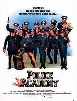 Couverture de Police Academy