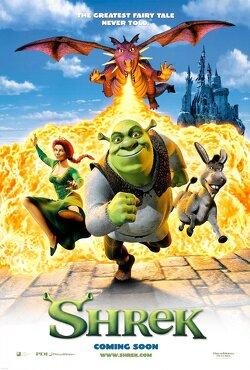 Couverture de Shrek