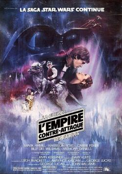 Couverture de Star Wars, Épisode 5 : L'Empire contre-attaque