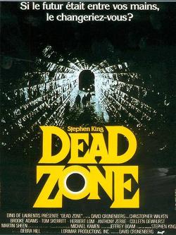 Couverture de The Dead Zone