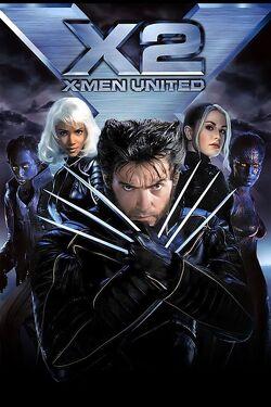 Couverture de X-Men 2