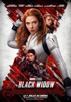 Couverture de Black Widow