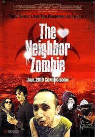 Couverture de The Neighbor Zombie