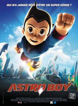 Couverture de Astro Boy