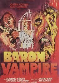 Couverture de Baron vampire