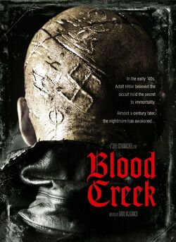 Couverture de Blood Creek