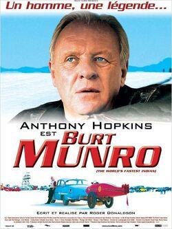 Couverture de Burt Munro