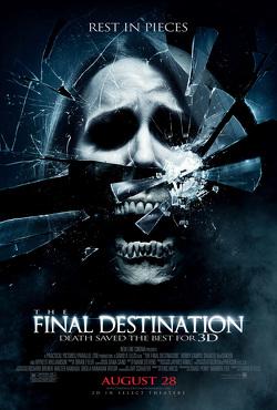 Couverture de Destination Finale 4