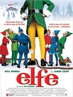 Couverture de Elfe