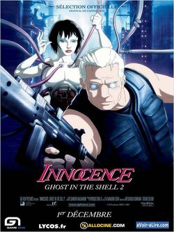 Couverture de Ghost in the Shell 2 - Innocence