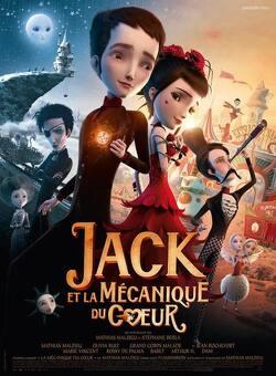 Couverture de Jack et la mécanique du cœur