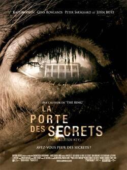 Couverture de La Porte des Secrets