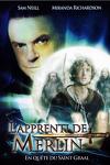couverture L'apprenti de Merlin