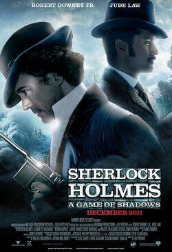 Couverture de Sherlock Holmes 2: Jeu d'ombres