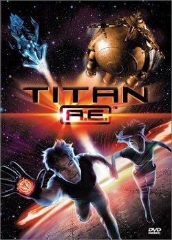Couverture de Titan A.E.