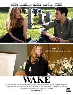 Couverture de Wake