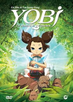 Couverture de Yobi, le renard à 5 queues