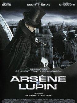 Couverture de Arsène Lupin
