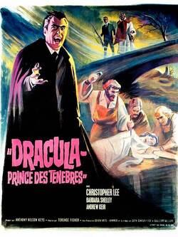 Couverture de Dracula, Prince des Ténèbres