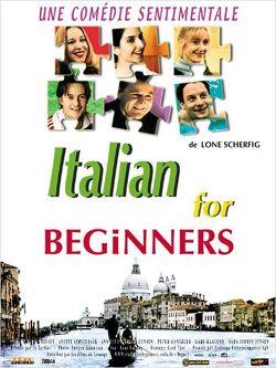 Couverture de Italian for beginners