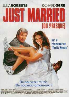 Couverture du livre : Just Married (ou presque)