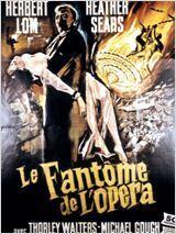 Couverture de Le Fantôme de l'opéra