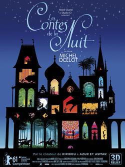 Couverture de Les Contes de la Nuit