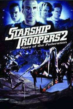 Couverture de Starship Troopers 2 - Héros de la Fédération