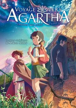 Couverture de Voyage vers Agartha