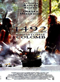 Couverture de 1492 : Christophe Colomb