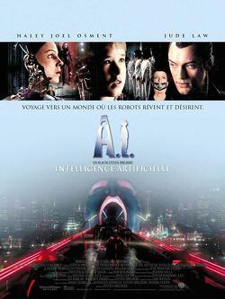 Couverture de A.I. Intelligence artificielle