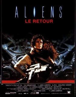 Couverture de Aliens : Le retour