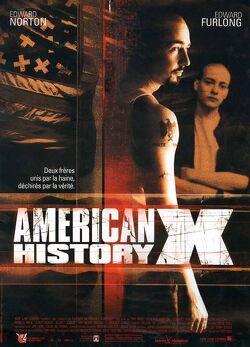 Couverture de American History X