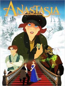 Couverture de Anastasia