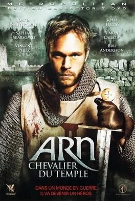 Couverture du livre : Arn, Chevalier du Temple