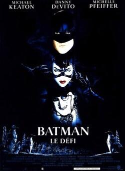 Couverture de Batman, le défi