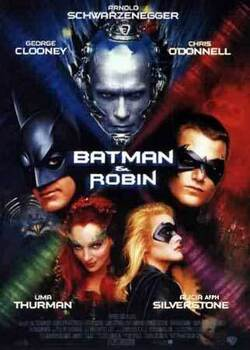 Couverture de Batman & Robin