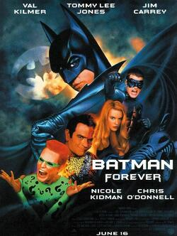 Couverture de Batman Forever