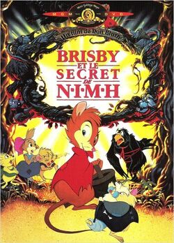 Couverture de Brisby et le secret de Nimh