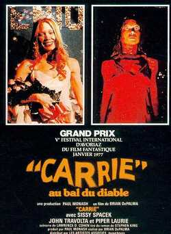 Couverture de Carrie au bal du diable