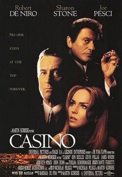 Couverture de Casino