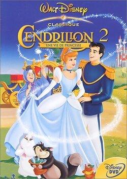 Couverture de Cendrillon 2 : une vie de princesse