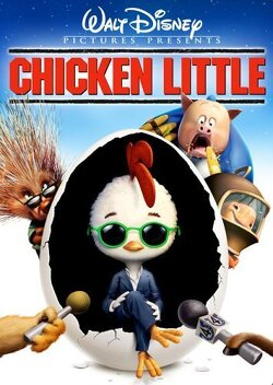 Couverture de Chicken Little