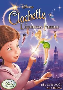 Couverture de Clochette et l'expédition féérique