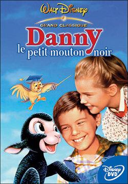 Couverture de Danny, le petit mouton noir