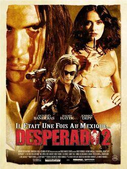 Couverture de Desperado 2 : Il était une fois au Mexique