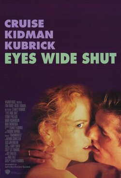 Couverture de Eyes Wide Shut
