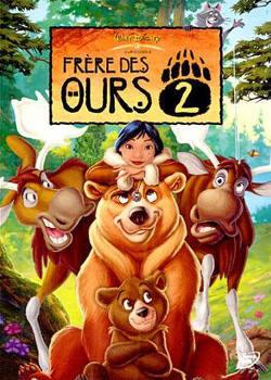 Couverture de Frère des Ours 2