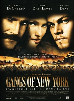 Couverture de Gangs of New York