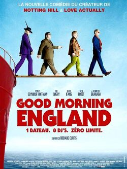 Couverture de Good Morning England